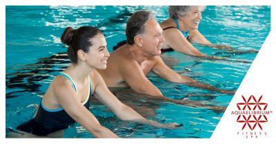 offerta lezioni hydrobike piscina alessandria occasione corso spinning in acqua alessandria