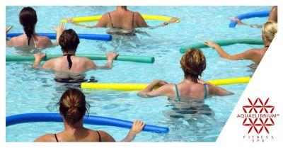 offerta lezioni idrobike piscina alessandria occasione corso spinning in acqua alessandria