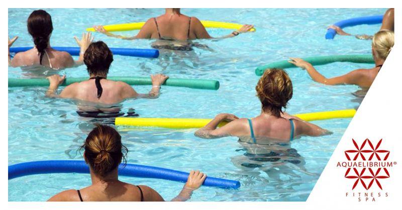 offerta lezioni idrobike piscina alessandria - occasione corso spinning in acqua alessandria
