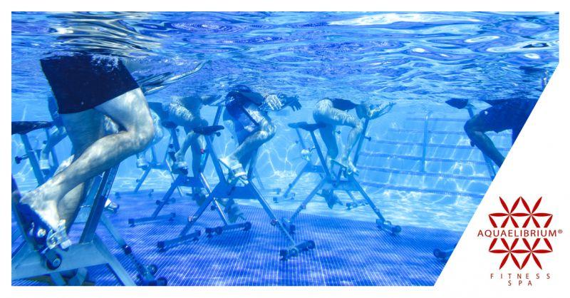 offerta spinning in acqua alessandria - occasione idro spinning piscina alessandria
