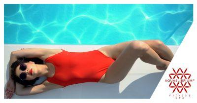 offerta piscina estiva alessandria occasione acquagym hydrobike estate alessandria