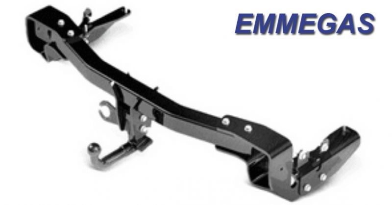 Emmegas - occasione installazione ganci traino auto - offerta carrelli auto - emmegas genova