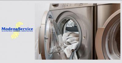 modena service offerta riparazione vendita e assistenza lavatrici mirandola