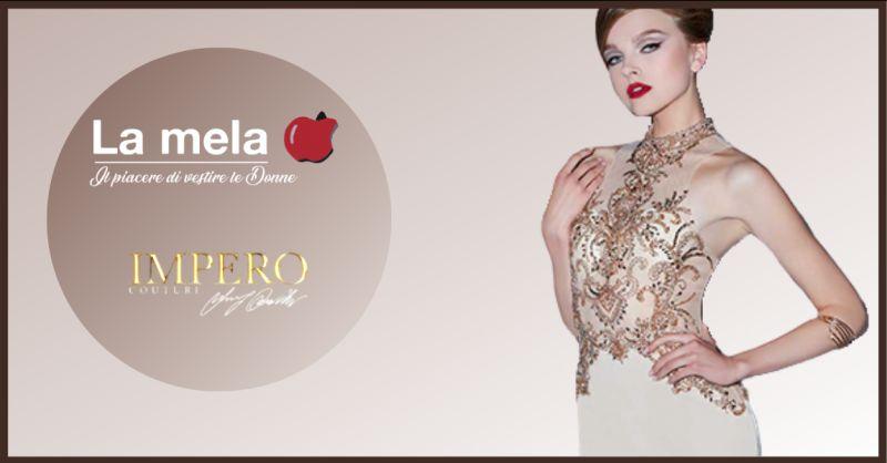offerta negozi abiti eleganti latina - occasione vendita abiti da sera alta moda aprilia
