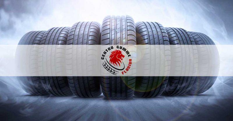Occasione assistenza gomme per auto in zona Pomezia - Offerta import di gomme per auto Latina