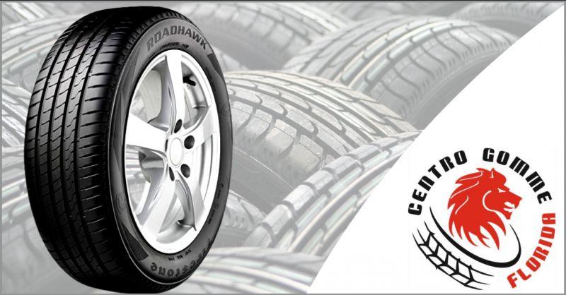 Offerta vendita gomme Firestone Roadhawk Pomezia - occasione gomme Firestone Roadhawk Roma Sud