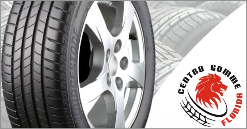 Offerta pneumatici Bridgestone T zero zero cinque Pomezia - occasione centro Bridgestone Ardea