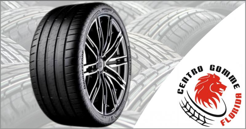 Offerta gomme Bridgestone Potenza Sport Pomezia - occasione Bridgestone Potenza Sport Nettuno