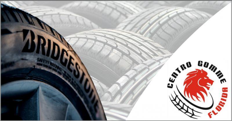 Offerta Bridgestone A zero zero cinque Pomezia - occasione vendita gomme Bridgestone Roma Sud