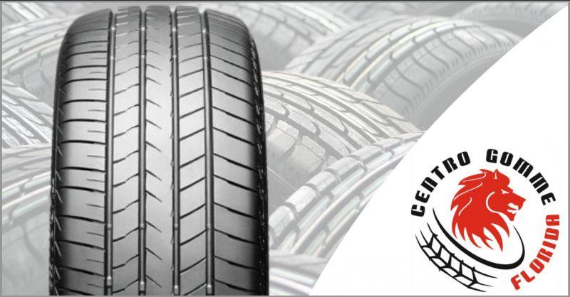 Offerta vendita montaggio gomme Bridgestone Pomezia - occasione montaggio Bridgestone Roma Eur