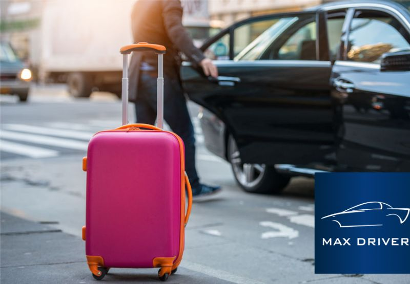 MAX DRIVER NCC offerta transfer aeroporti - promozione auto privata per da malpensa