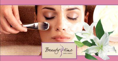 offerta trattamenti viso anti age professionali occasione pulizia viso con ultrasuoni mantova
