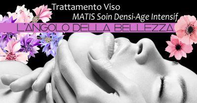 offerta trattamento viso di matis densi age intensif bergamo occasione trattamento anti eta bergamo
