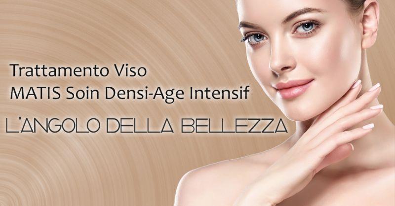 Offerta trattamento viso di Matis  Densi Age Intensif Bergamo - Occasione Trattamento Anti età Bergamo