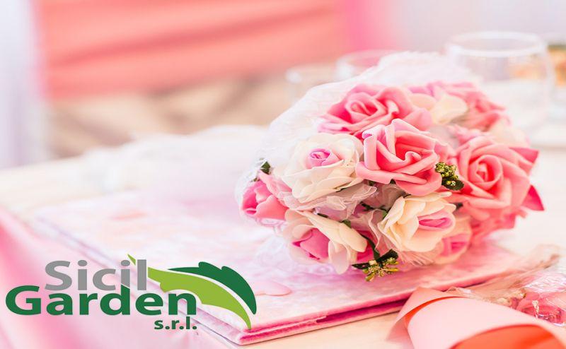 OFFERTA allestimenti fiori matrimonio ragusa -  occasione ingrosso piante ragusa
