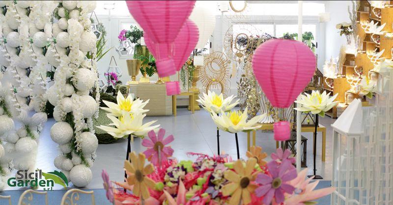 offerta accessori per fioristi ragusa - occasione piante fiori artificiali ragusa