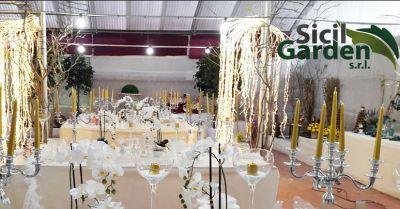 offerta strutture per matrimoni ragusa confezionamento piante ragusa