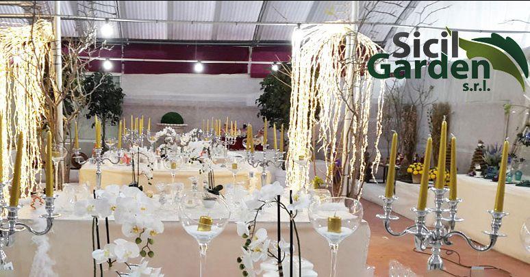 offerta strutture per matrimoni ragusa - confezionamento piante ragusa