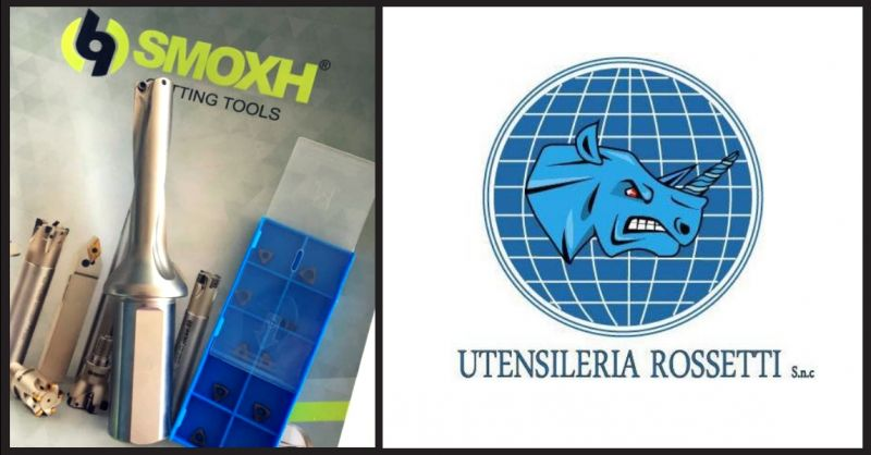 offerta vendita punte a inserti SMOXH - occasione acquisto utensili per foratura Piacenza
