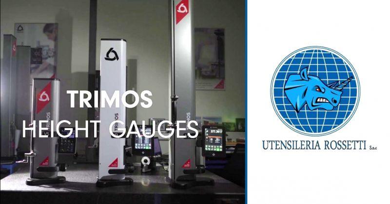 UTENSILERIA ROSSETTI - Offerta vendita misuratori di altezza digitale Trimos Piacenza