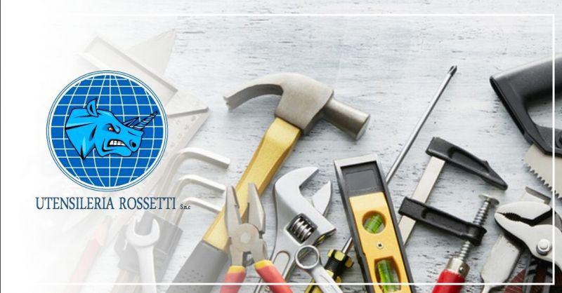 UTENSILERIA ROSSETTI - Offerta fornitura utensili professionali per officine meccaniche Piacenza