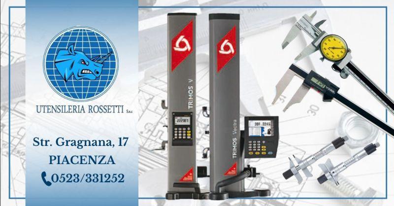 Offerta vendita riparazione strumenti di misura - Occasione servizio taratura strumenti di misura Piacenza
