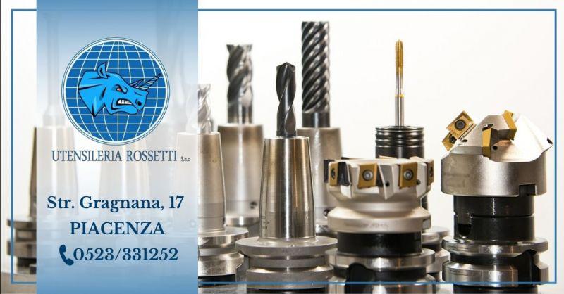 Offerta vendita utensili per taglio metalli Piacenza - Occasione vendita utensili tornio fresatura filettatura Piacenza