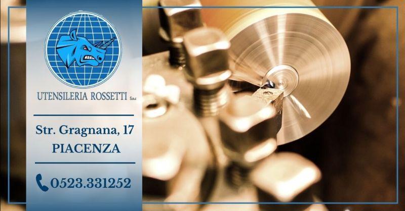 Offerta utensili per fresatura professionali provincia Piacenza - Occasione vendita fresa per metallo legno