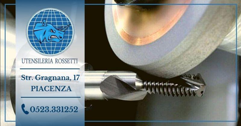 Offerta affilatura utensili da lavoro provincia Piacenza - Occasione vendita utensili per tornio Piacenza