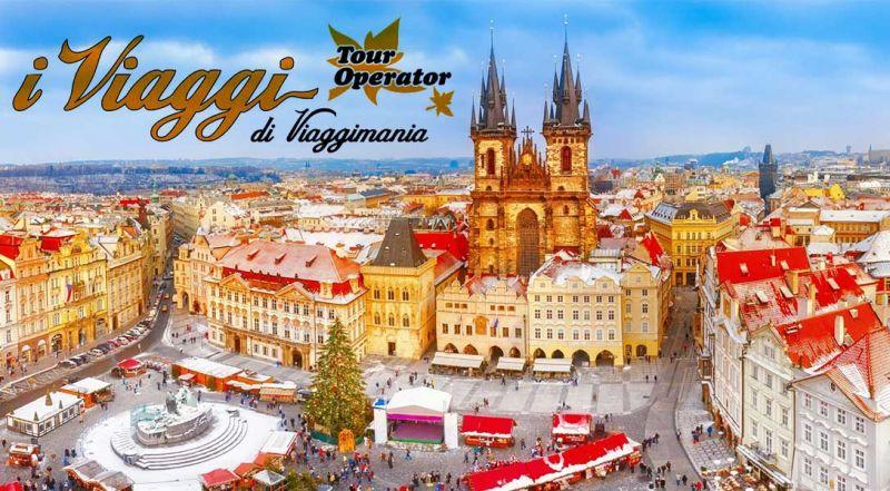 Occasione mercatini di natale Praga - Offerta agenzia di viaggi Colleferro