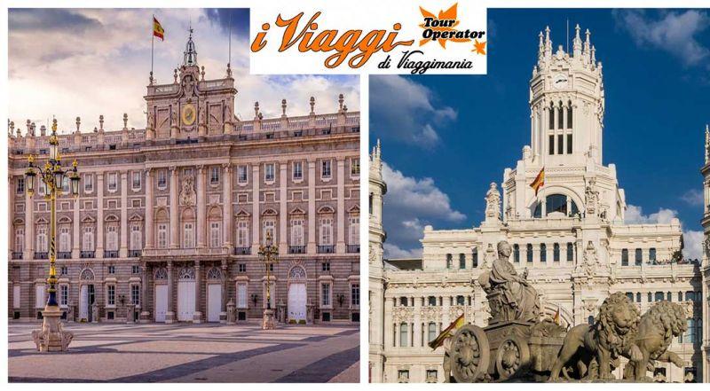 Occasione viaggio Madrid - Offerta agenzia di viaggi