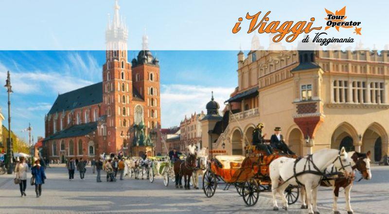 Occasione viaggio Cracovia - Offerta volo Cracovia