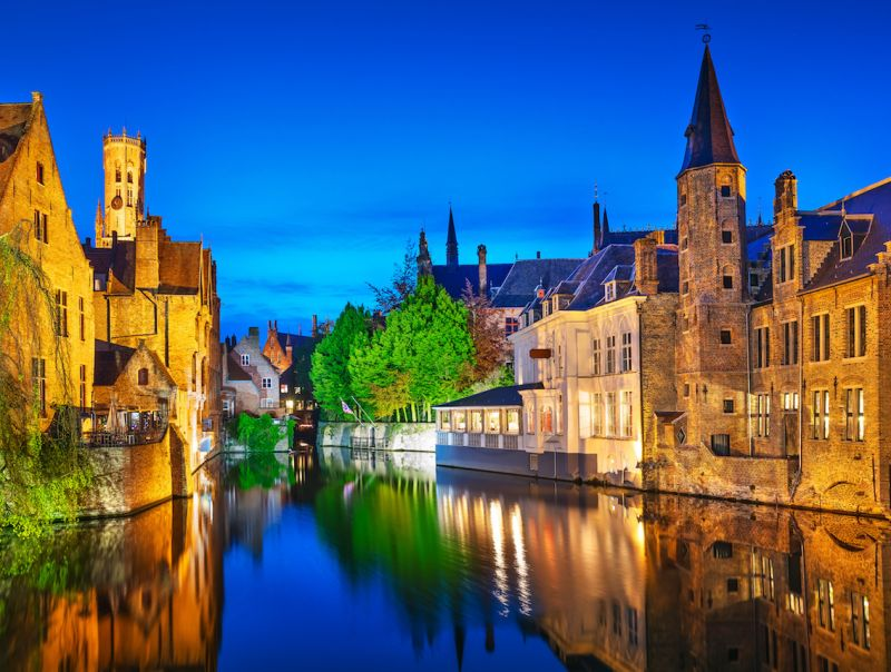 Offerta viaggio di gruppo Bruxelles Bruges Ghent