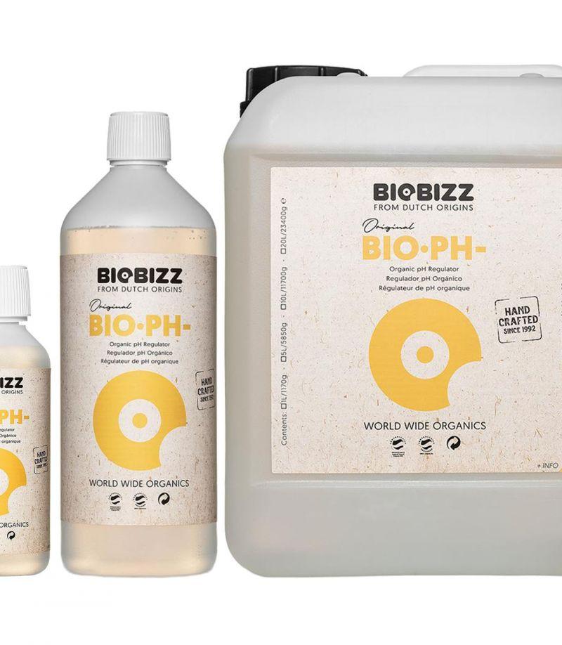 Escape offerta prodotti per PH BioBizz BioPh- Milano