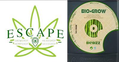 escape offerta fertilizzante biobizz bio grow brescia