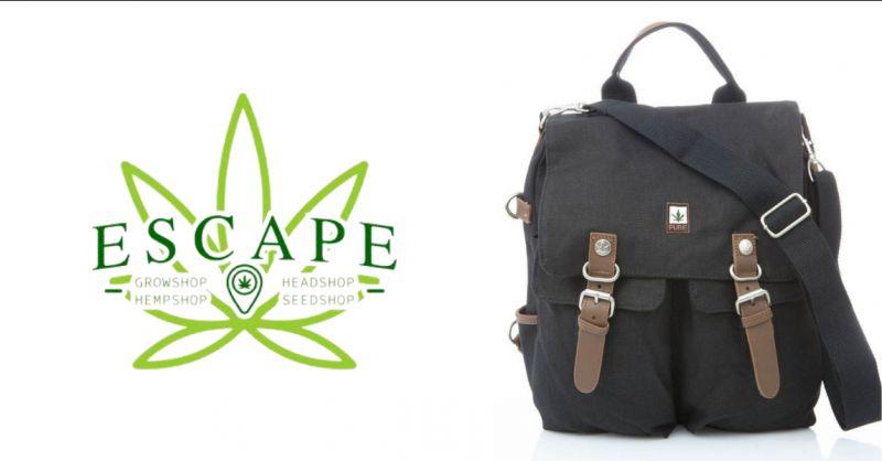 Escape offerte Borse e accessori in fibra di canapa e cotone Aprilia