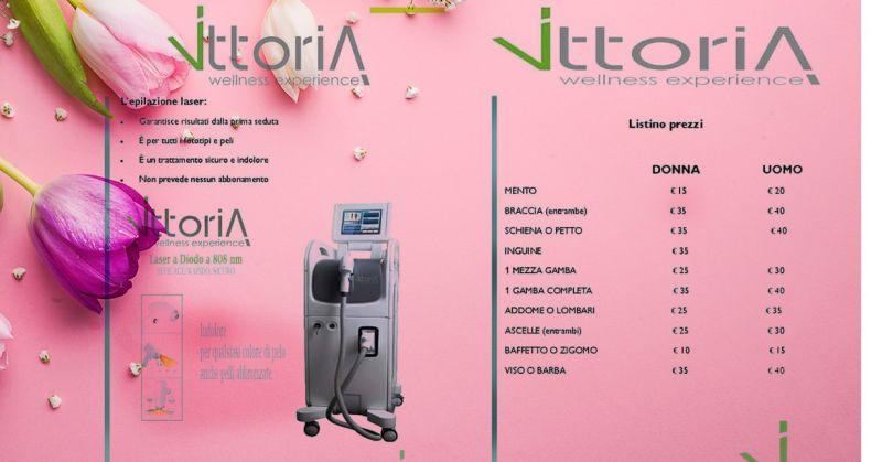 offerta Centro Epilazione lasera Napoli -  occasione epilazione definitiva a Napoli
