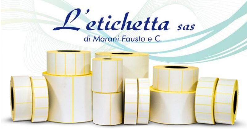 L ETICHETTA - offerta produzione etichette adesive personalizzate Povegliano Veronese Verona