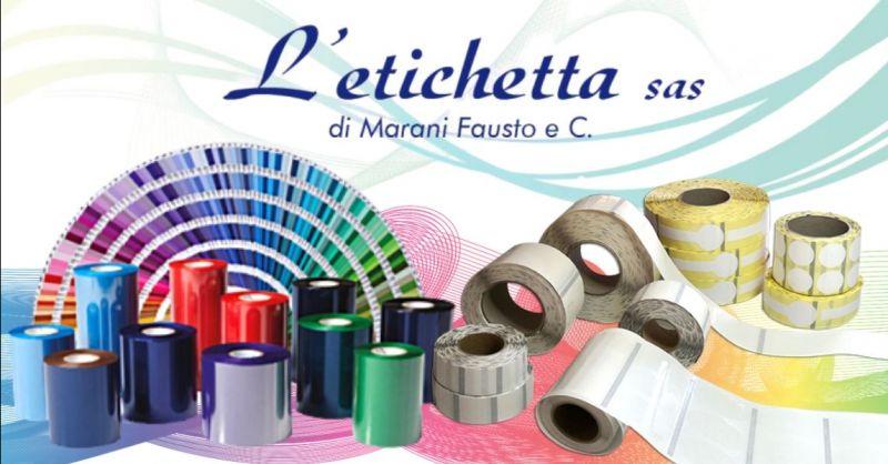 Offerta produzione etichette polipropilene bianco trasparente Mantova - Occasione stampa etichette pvc