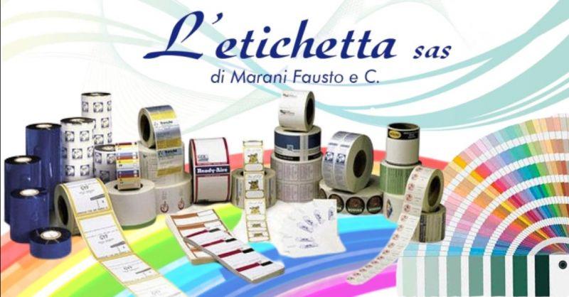 Occasione stampa etichette in carta termica protetta - Occasione fornitura etichette in foglio Mantova