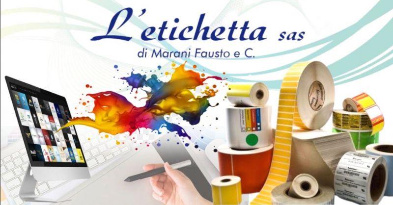 Offerta assistenza progettazione grafica loghi etichette personalizzate Mantova