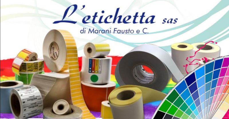 Occasione produttori etichette in materiale plastico - Offerta produzione etichette in PET PPL PE Verona