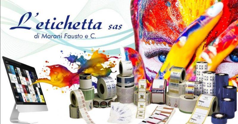 Offerta realizzazione etichette termiche personalizzate - Occasione azienda produttrice di etichette Mantova