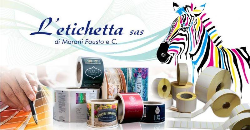 Promozione etichette adesive su PVC - Offerta servizio realizzazione etichette su PET Mantova