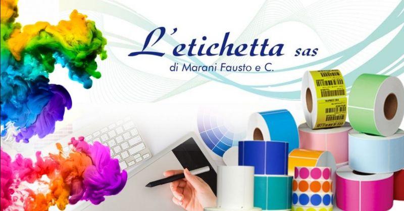 Offerta Servizio professionale stampa etichette - Occasione produzione etichette termiche provincia Verona