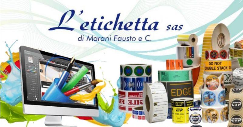 Offerta Progettazione grafica etichette adesive - Occasione Fornitura etichette in fogli provincia Verona