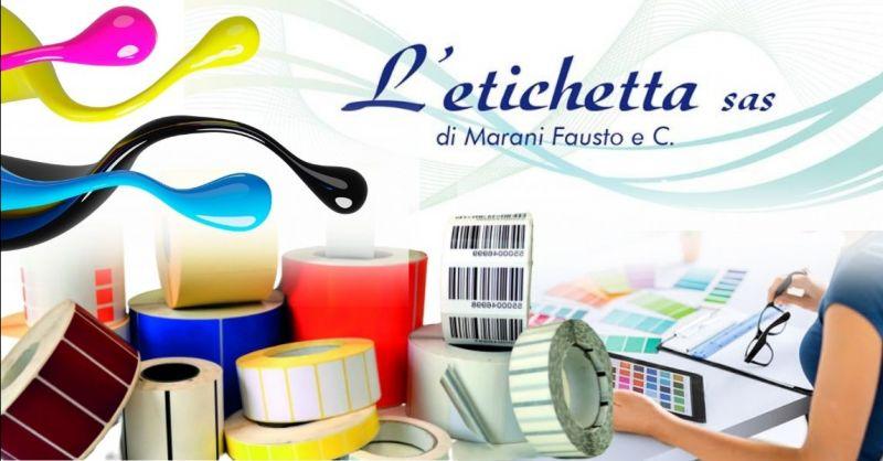 Offerta Produzione etichette adesive su PPL PE PET - Occasione realizzazione etichette con logo Verona