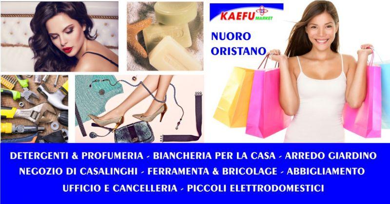NEW KAEFU MARKET -  offerte negozio casalinghi abbigliamento bricolage