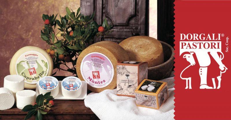 COOPERATIVA PASTORI DORGALI - offerta formaggi latte di capra intero alta digeribilita