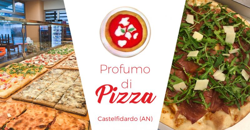 Offerta Pizza Al Taglio da Asporto Castelfidardo - Occasione Pizza al Piatto da Asporto Castelfidardo